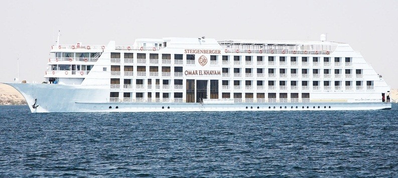 4 Day MS Steigenberger Omar El Khayam Lake Nasser Cruise