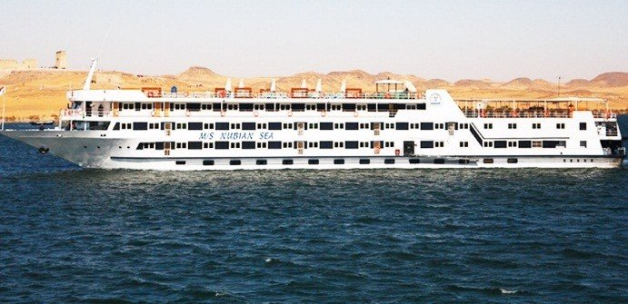 4 Day MS Nubian Sea Abu Simbel Nile Cruise to Aswan
