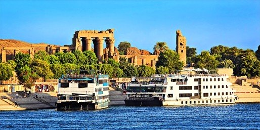 14 Day Movenpick Ms Darakum Aswan to Cairo Cruise
