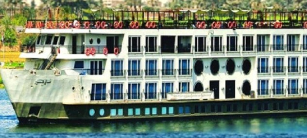 Book 5 Day Ms Mayfair Nile Cruise at Christmas Itinerary