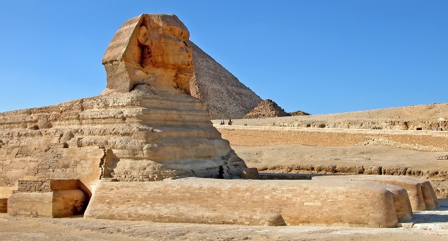 Day Trip to Giza Pyramids From Sharm El Sheikh