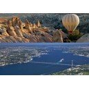 Cappadocia 2 Days Flight Trips From Istanbul
