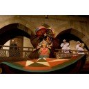 Al Tannoura Whirling Dervishes Heritage Dance in Cairo